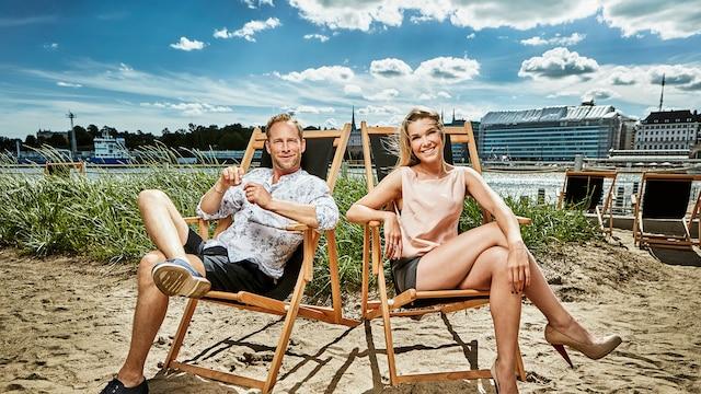 5. Kalle Lamberg ja Anna Dahlman