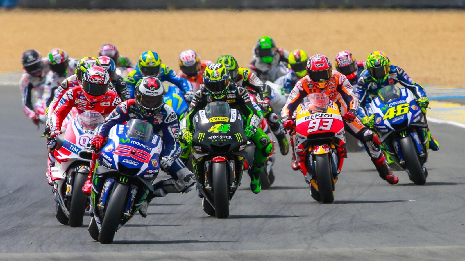 MotoGP: Tshekin osakilpailu