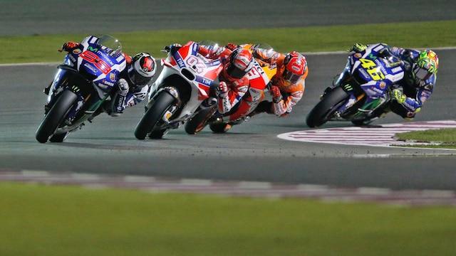 MotoGP: Itävallan osakilpailu