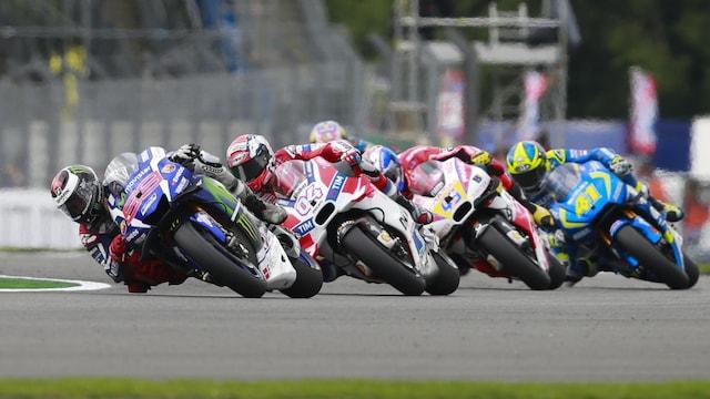 Moto2: Ison-Britannian osakilpailu