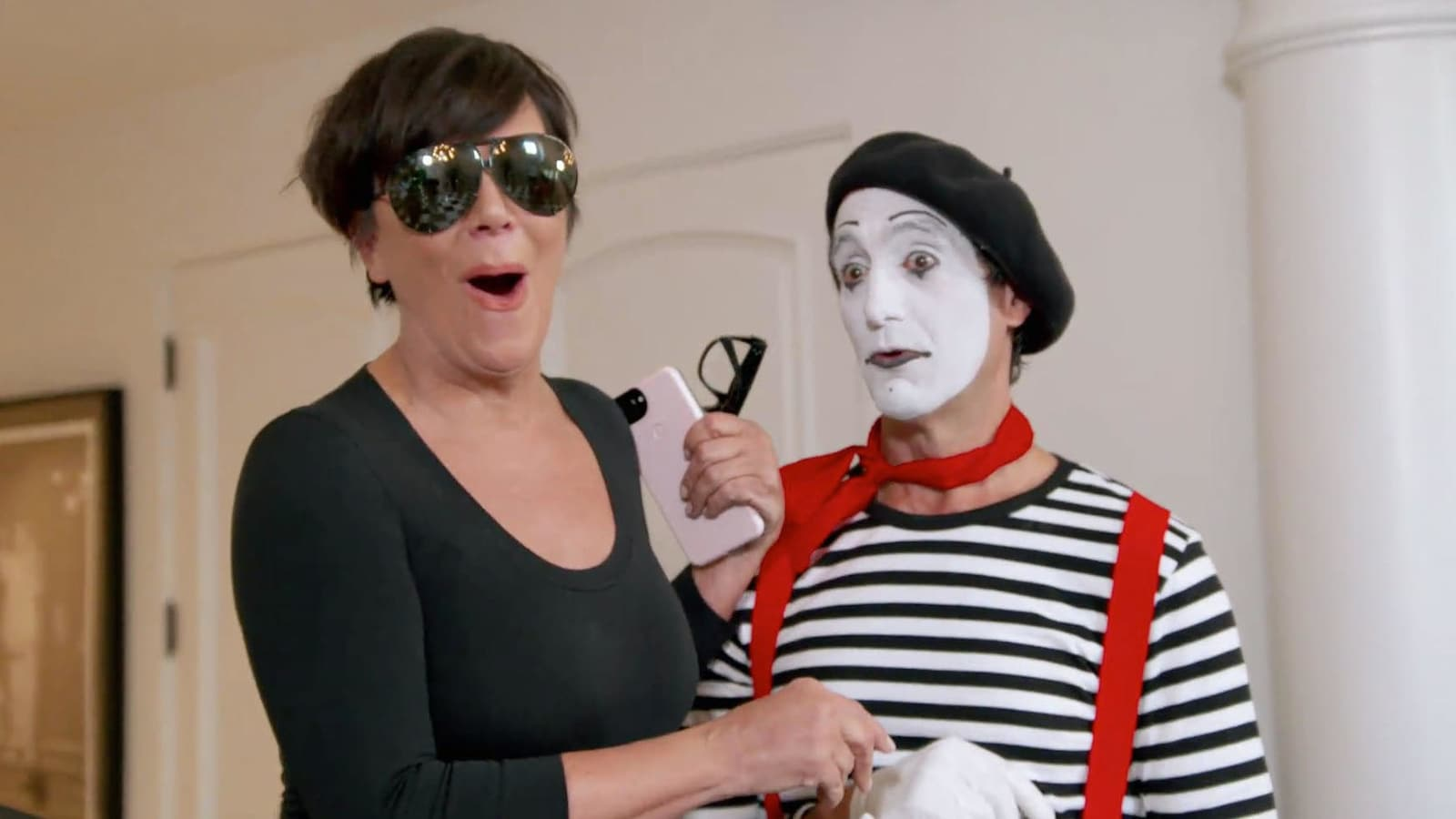 13. Mime Over Matter