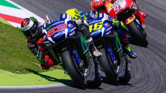 MotoGP: San Marinon aika-ajot