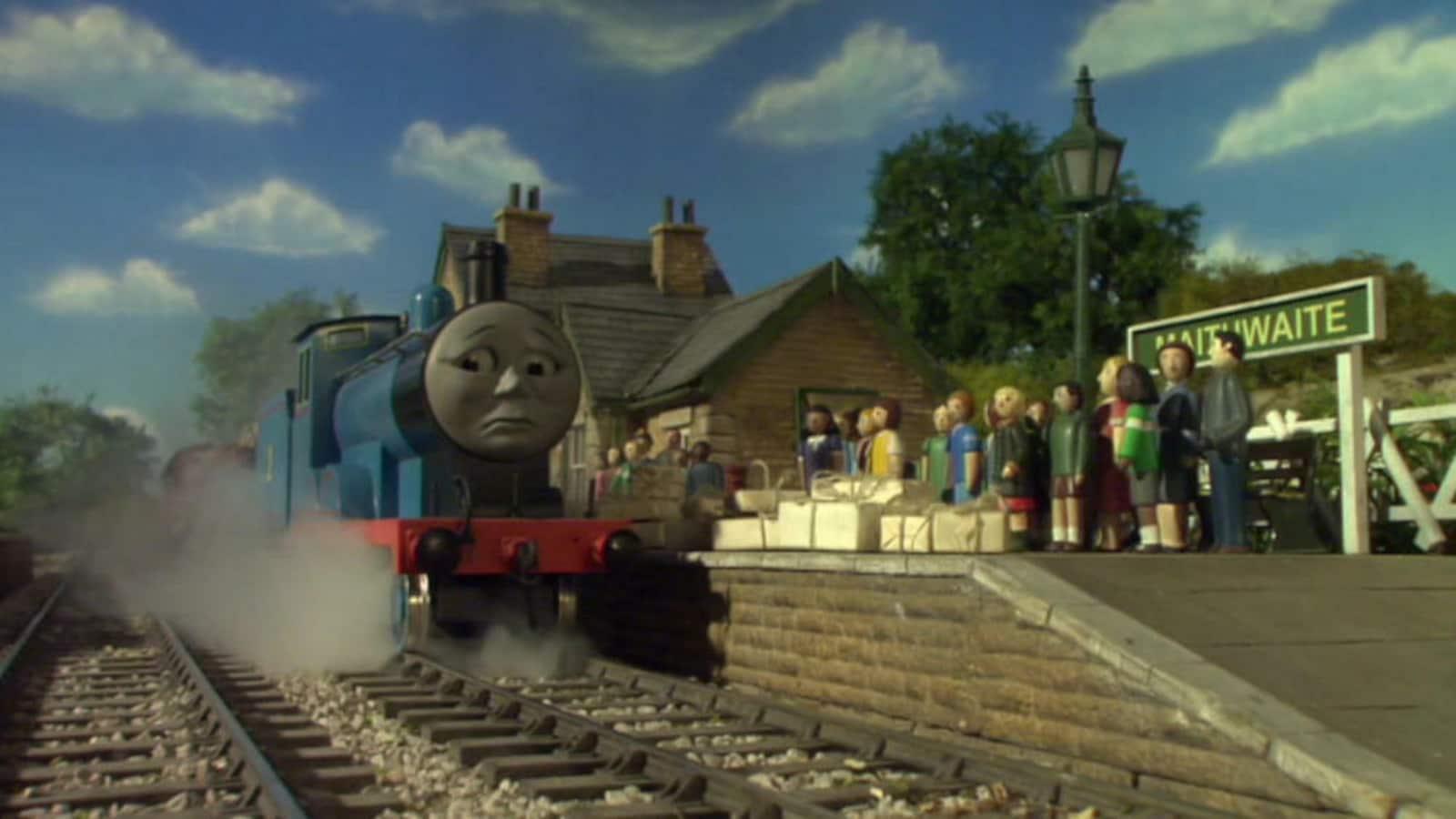 14. Edvard kuljettaa postin