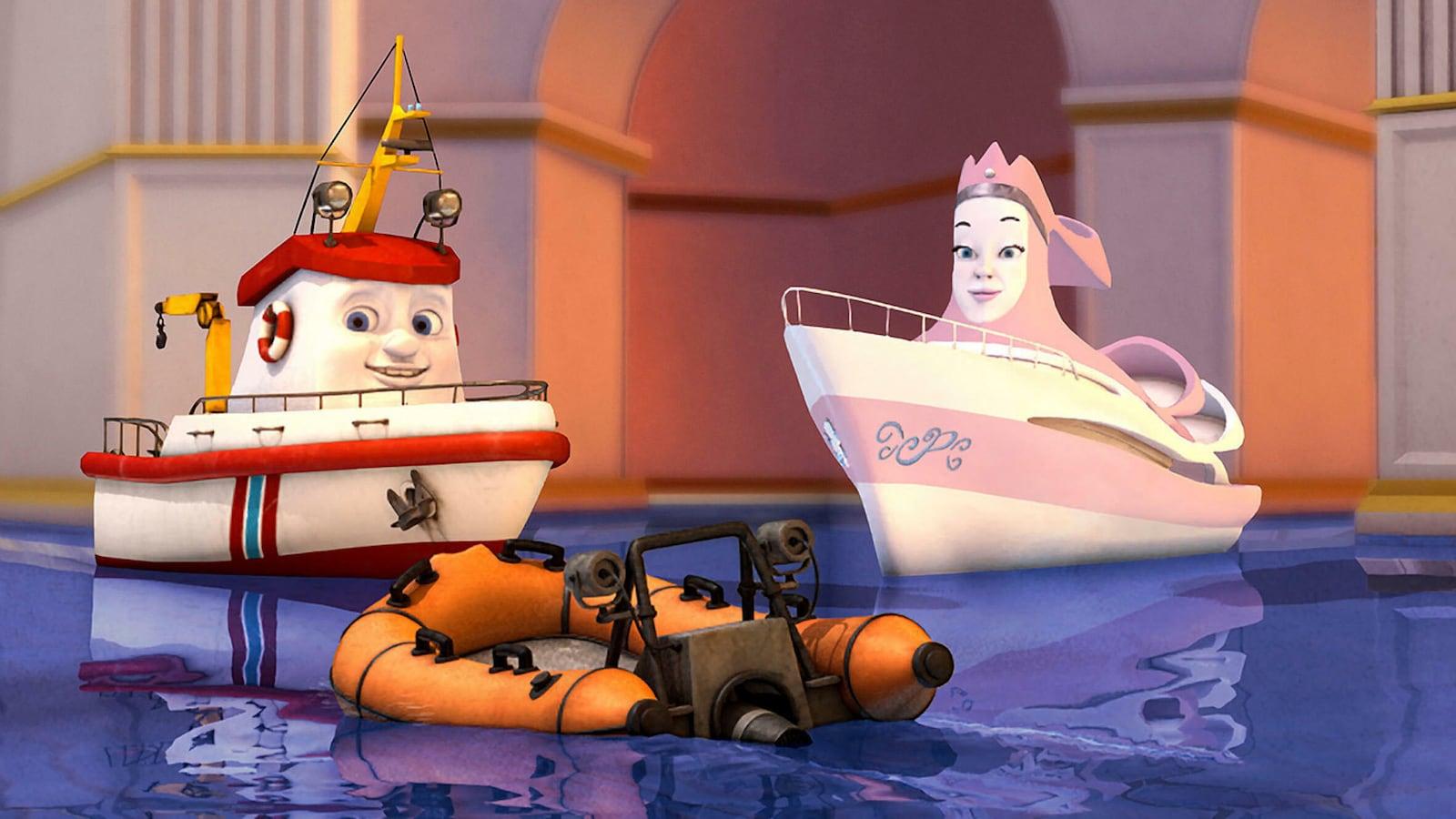 Elias ja kuninkaan laiva