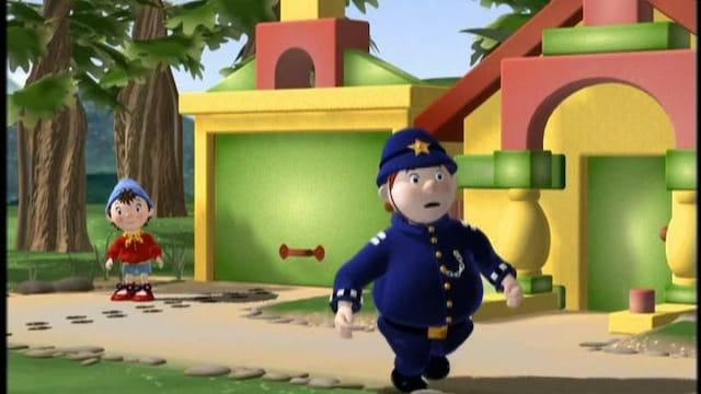 23. Lelumaan paras poliisi