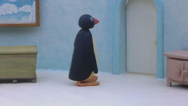 12. Pingu ja Pinga eivät tahdo mennä nukkumaan