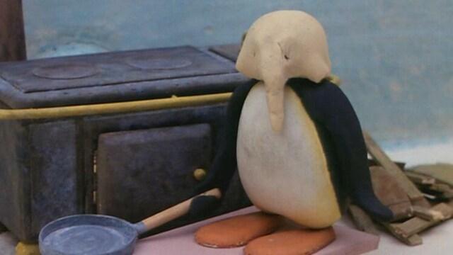 25. Pingun vanhemmat menevät konserttiin