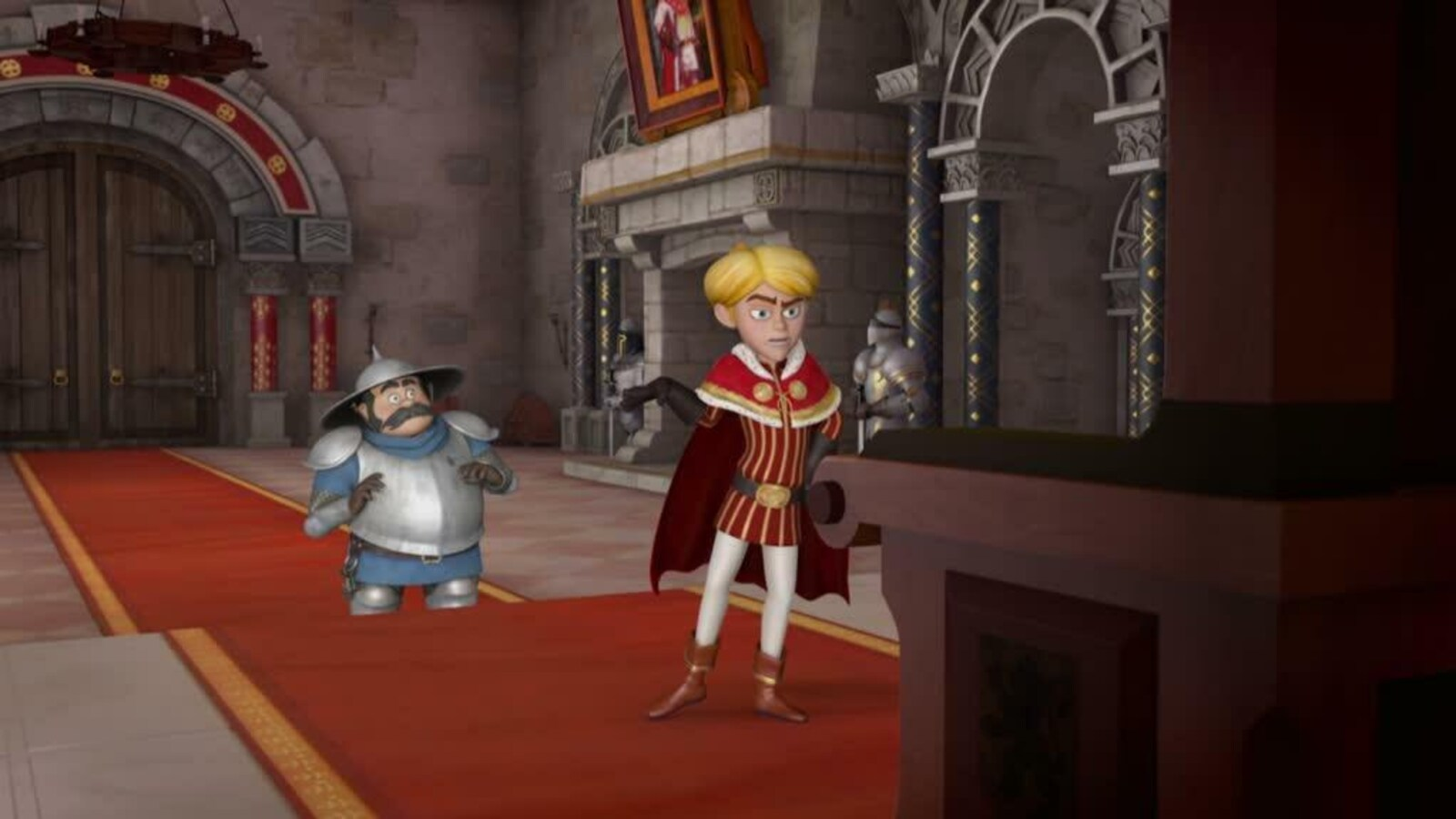 43. Prinssi Juhana, sankari