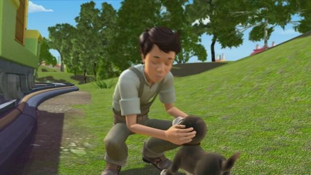 17. Koko ja koiranpentu