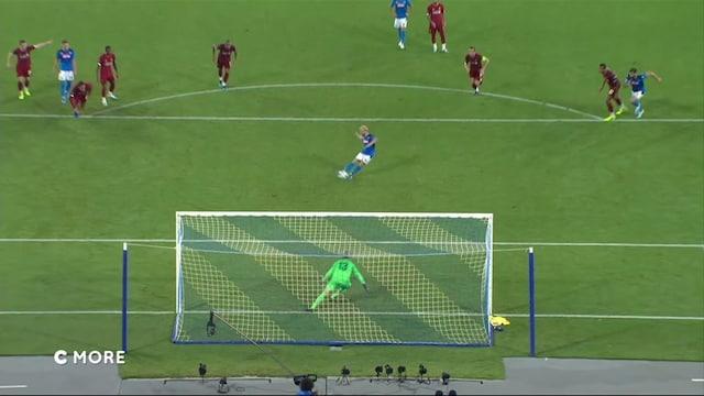 Maalikooste: Napoli - Liverpool