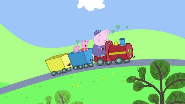 20. Pappapossun juna pelastaa päivän