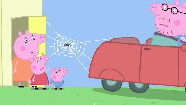 22. Hämähäkinverkko