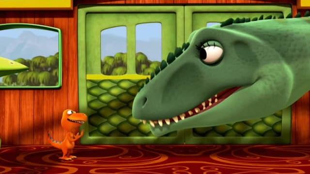 19. Laura Giganotosaurus