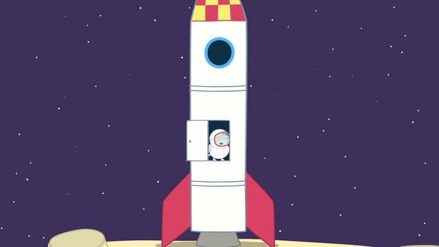 22. Ukkijänis avaruudessa