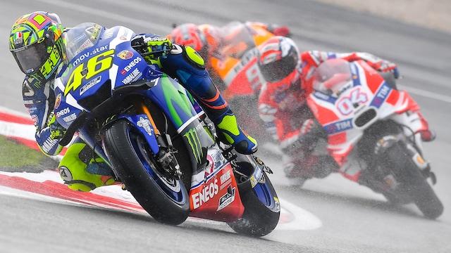 MotoGP: Aragonian aika-ajot