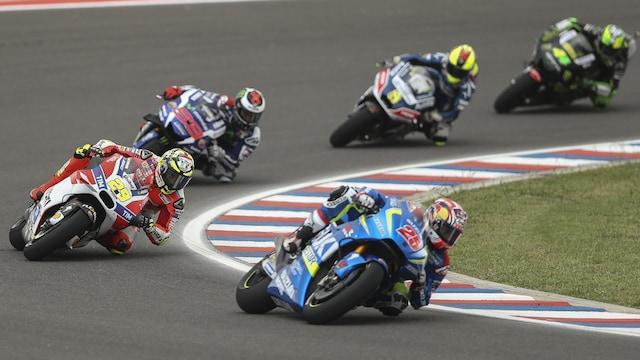 MotoGP: Aragonian osakilpailu