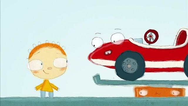 17. Päivä, jolloin Henry tapasi... auton