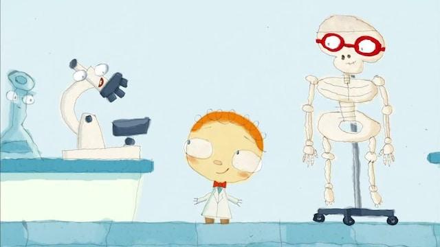5. Päivä, jolloin Henry tapasi... mikroskoopin