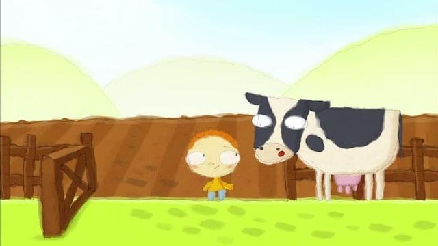 18. Päivä, jolloin Henry tapasi... lehmän