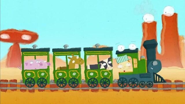 13. Päivä, jolloin Henry tapasi... junan