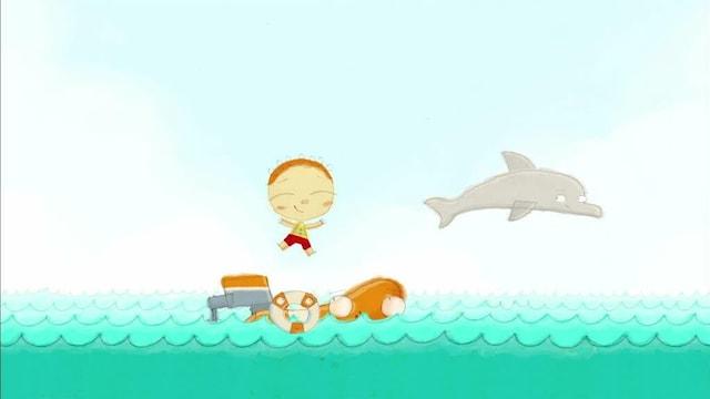 9. Päivä, jolloin Henry tapasi... pelastusveneen