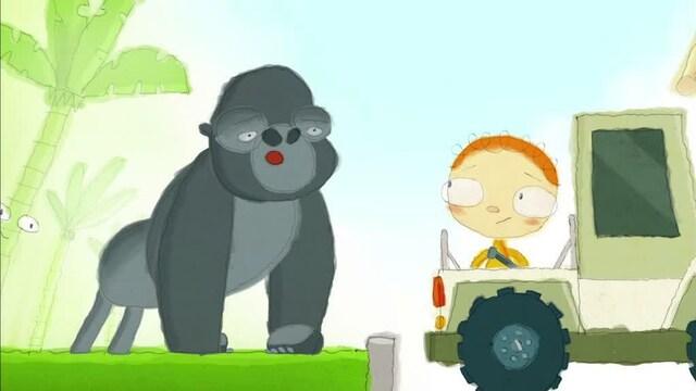 24. Päivä, jolloin Henry tapasi... gorillan