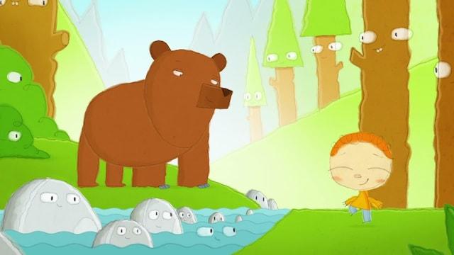 17. Päivä jolloin Henry tapasi...karhun