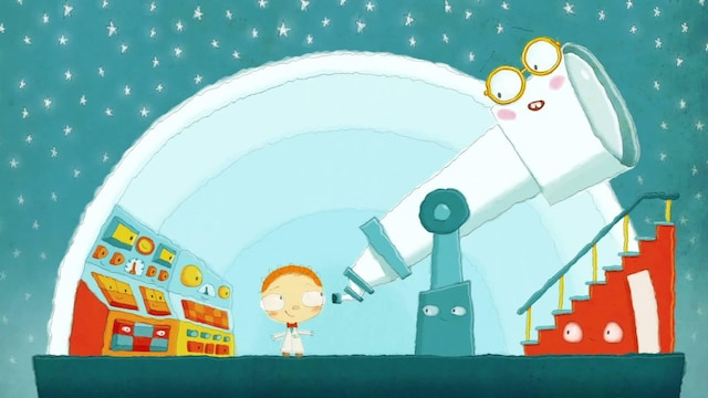 7. Päivä, jolloin Henry tapasi... teleskoopin