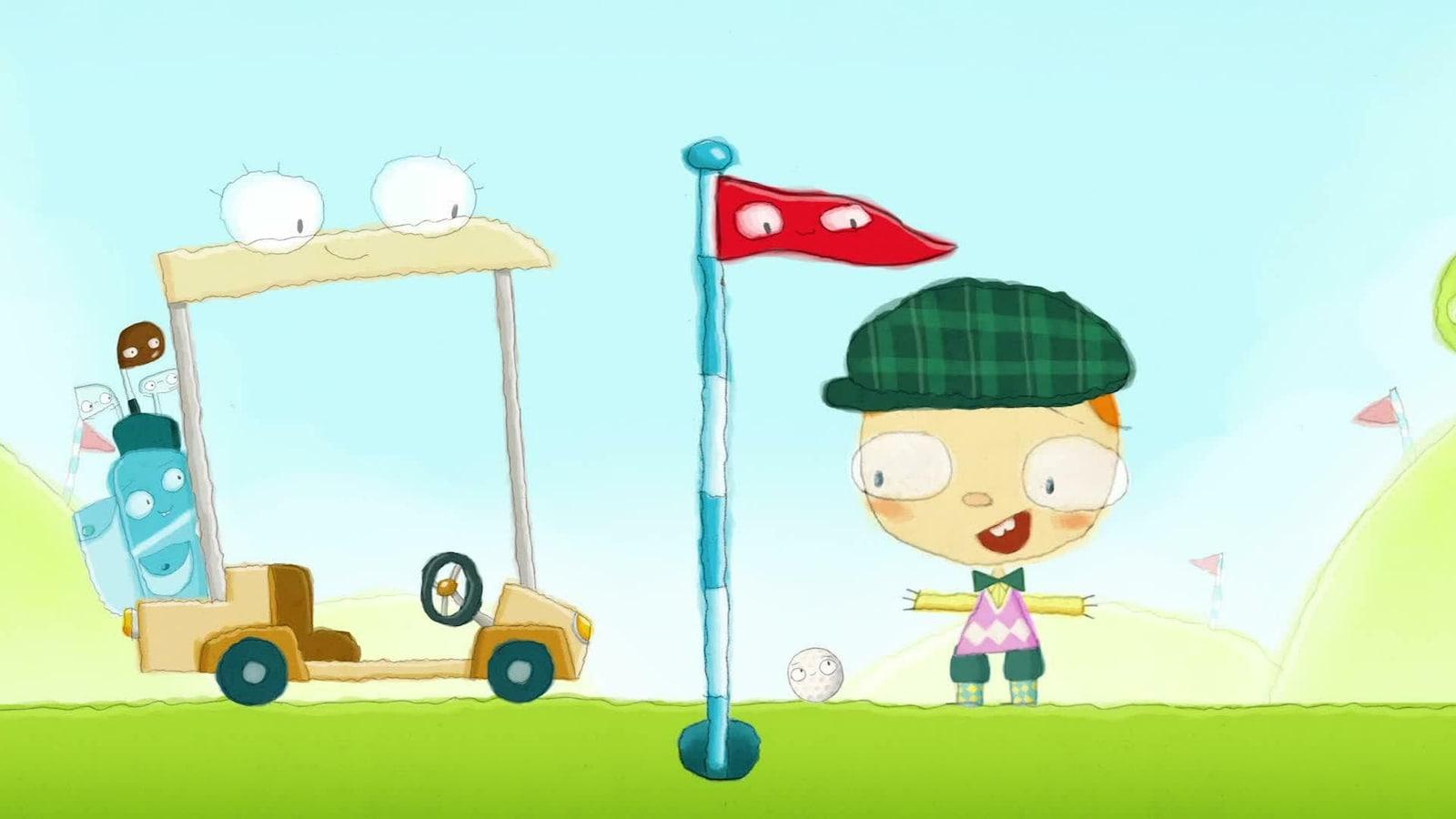 3. Päivä, jolloin Henry tapasi... golfpallon