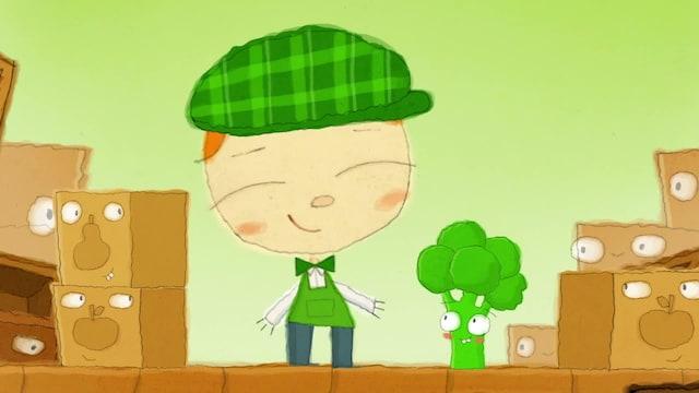 10. Päivä, jolloin Henry tapasi... parsakaalin