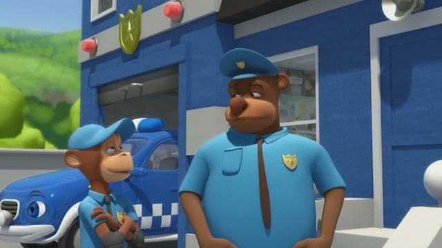 19. Kia ja Rami poliiseina