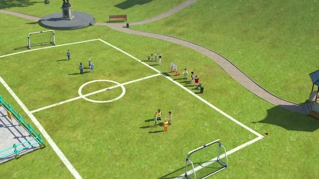 11. Jalkapallohuumaa