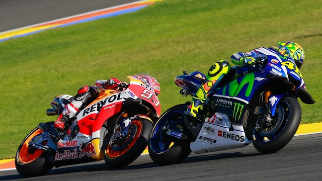 MotoGP: Australian aika-ajot