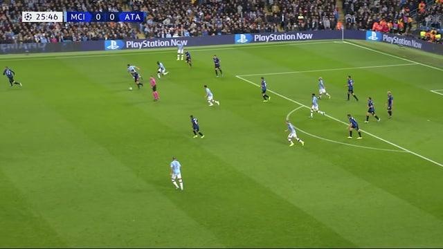 Maalikooste: Manchester City - Atalanta
