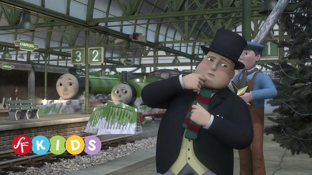 12. Thomas' dyre-ark