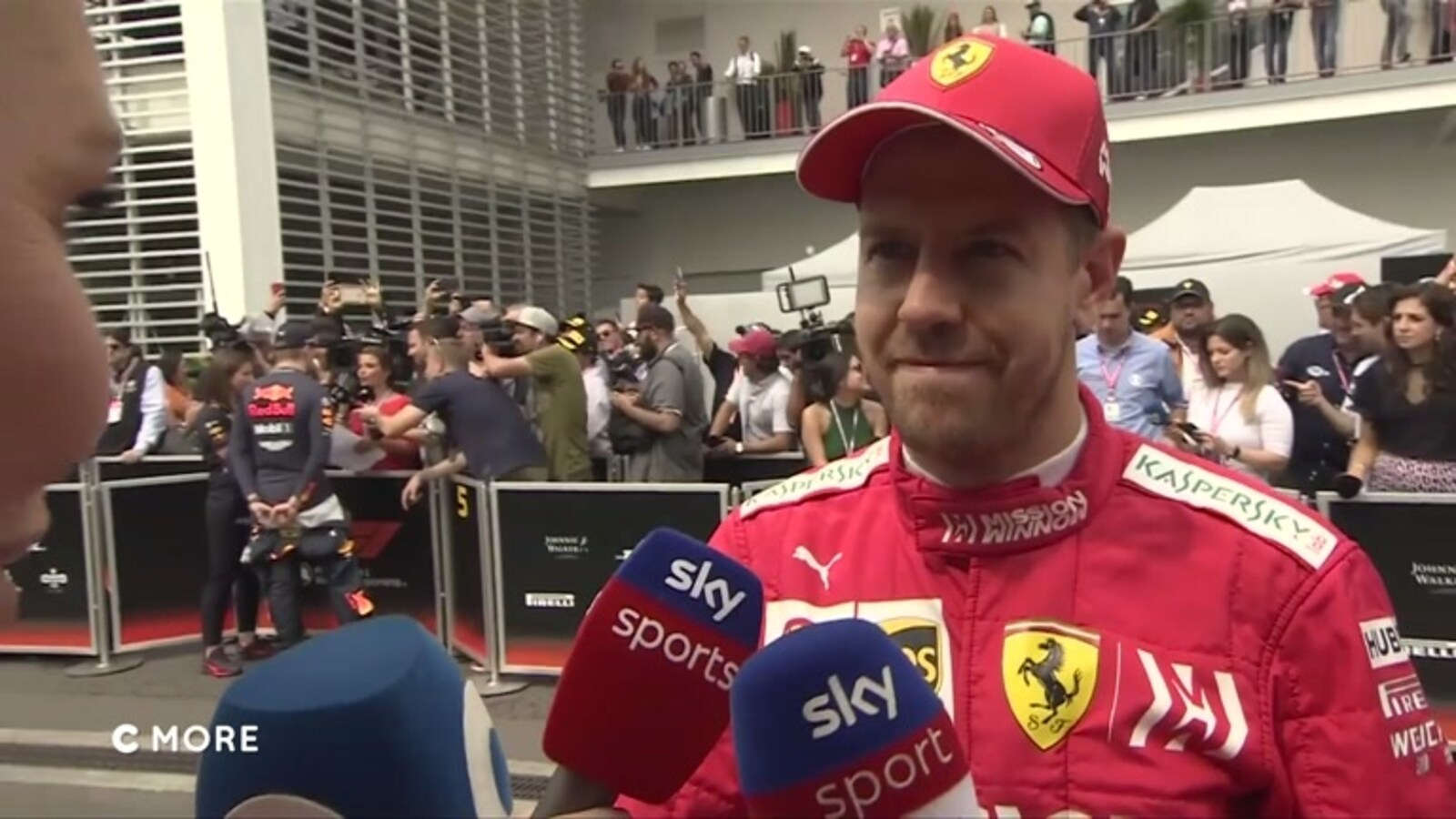 Formula 1 Lähetykset