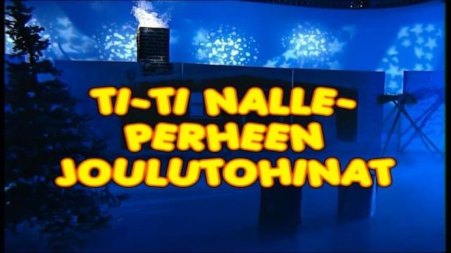 Ti-Ti Nallen joulutohinat