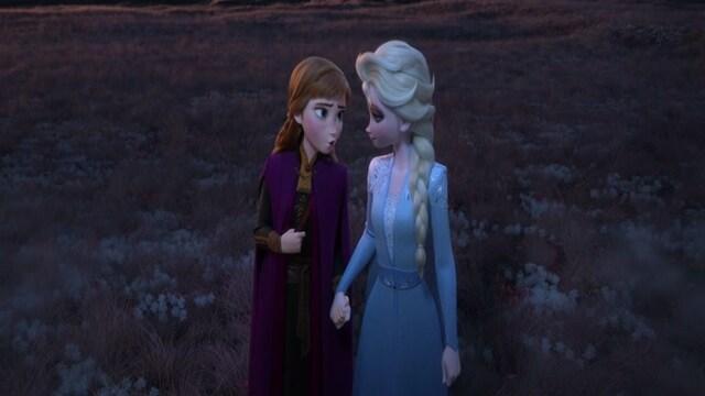 Frozen ääninäyttelijät
