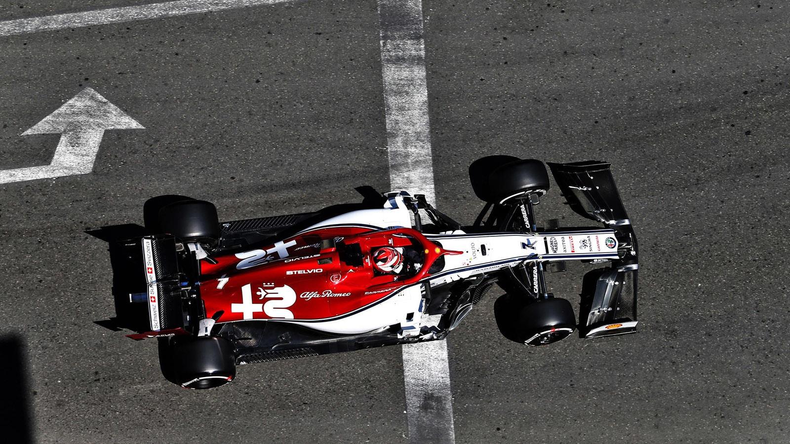 F1 Lähetykset