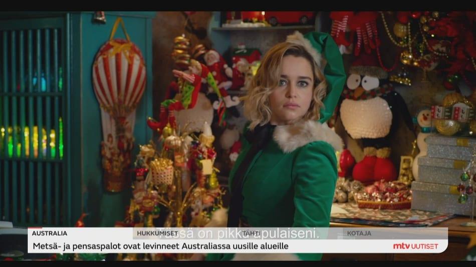Last Christmas Elokuva