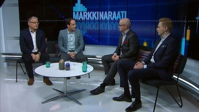 Huomenta Suomi Extra, Markkinaraati: Onko taantuma peruttu?