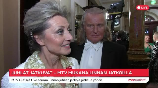 Linnan juhlat 2019, Kike ja Kimmo kertoo itsenäisyyspäivän hengessä, miten he käyttäisivät lottovoiton jos se oisuisi heidän kohdalleen