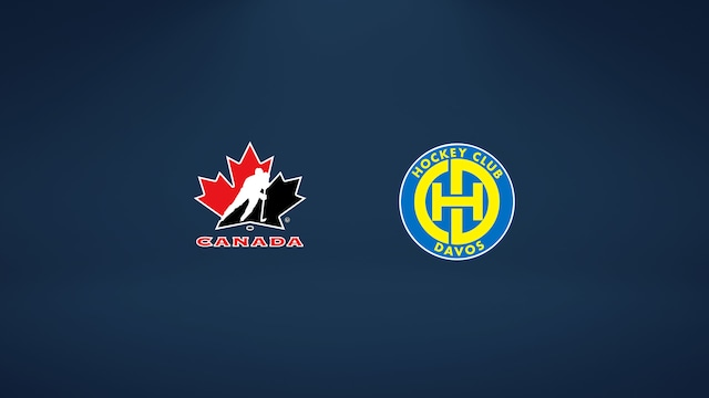 Team Canada - Davos