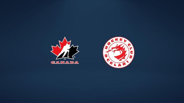 Finaali Team Canada - Trinec