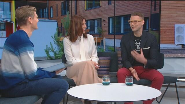 Huomenta Suomi Extra, Asumisen raati: Miten terveellisesti rakentamisella voidaan estää homeongelmat?