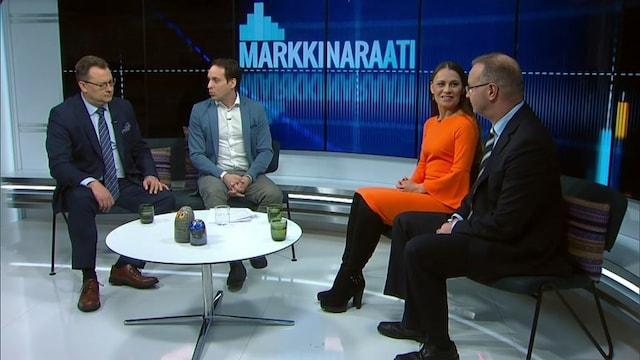 Huomenta Suomi Extra, Markkinaraati: Mitä pörssivuosi 2020 tuo mukanaan?