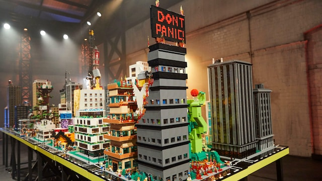 1. Lego Masters Australia