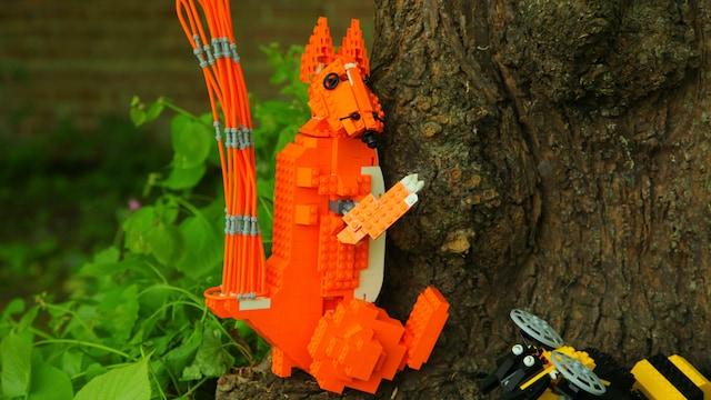 3. LEGO masters UK I