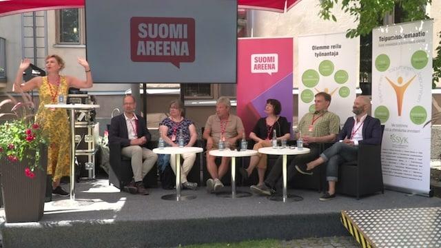 SuomiAreena, Toipumisorientaatio – mielenterveystyön uusi suunta?