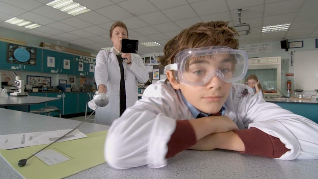 7. The Day I Flunked Chemistry
